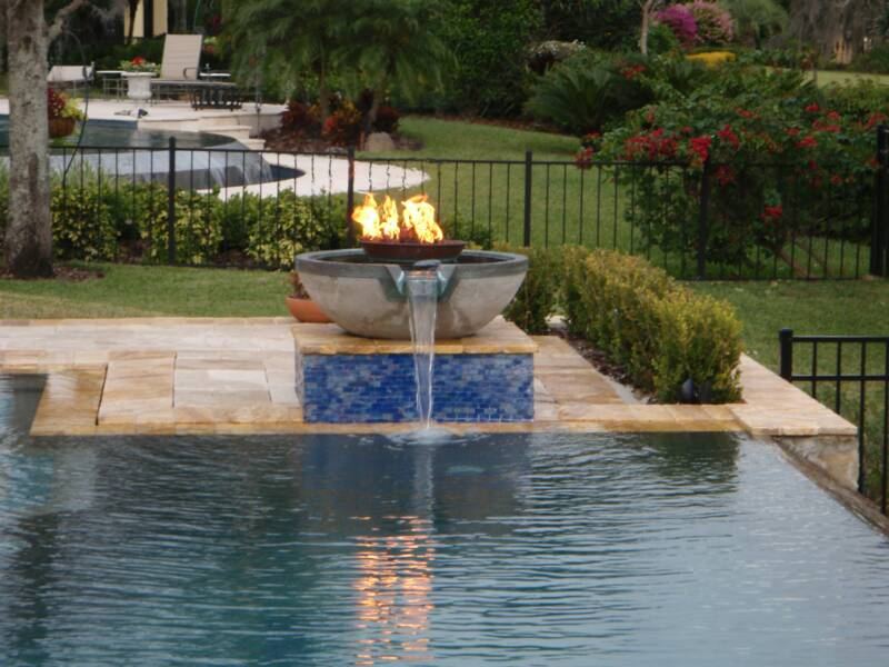 Photo Gallery Solar Hot Water Solar Pool Amp Fire Pit